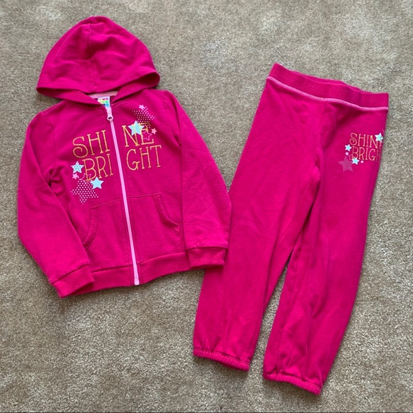 🔅3FOR$15🔅 Toddler Girl Lounge Set
